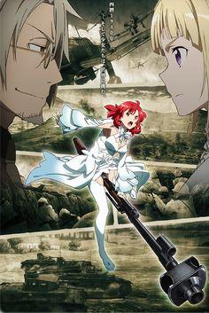 Shuumatsu no Izetta, Izetta, The Last Witch, Fall anime new anime upcoming anime