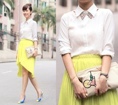 Subtle hollow (by Mayo Wo) http://lookbook.nu/look/3862484-subtle-hollow