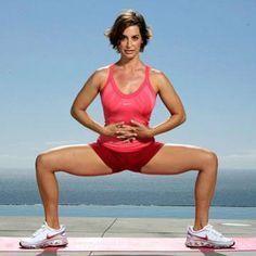 Самые лучшие упражнения для внутренней части бедра