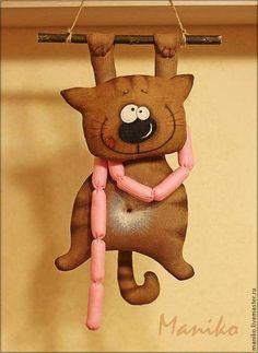 Tiscali Mail Tiscali,Mail Tiscali, Ideas Cats Diy Ideas Toys Фотография Я могу ВСЁ Funny Toys, Felt Cat, Cat Doll, Cat Crafts, Sewing Toys, Felt Dolls, Stuffed Animal Patterns, Soft Sculpture, Felt Animals