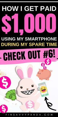 Wanna know the best money making apps to earn extra cash each month? I earn over. Wanna know the best money making apps to earn extra cash each month? I earn over. Best Money Making Apps, Make Money Blogging, Make Money From Home, Way To Make Money, Money Tips, Earn Extra Cash, Extra Money, Free Cash, Free Money