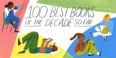 100 Best Books of the Decade So Far