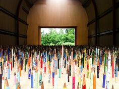 Grove #flickr #photo #iphoneography #japan #art #echigo_tsumari