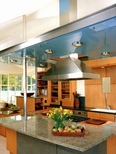 ceiling drop over kitchen island - Google Search