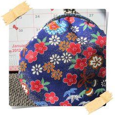 Japan kimono coin purse @ etsy