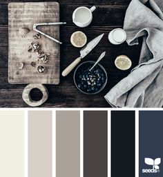 Foraged Hues - http://www.design-seeds.com/slowliving/forage-hues
