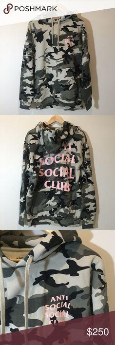 6751869d866f Shop Men s Anti Social Social Club size S Sweatshirts   Hoodies at a  discounted price at Poshmark. Description  ASSC