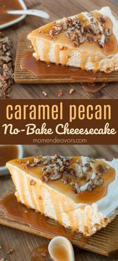 Caramel Pecan No-Bak