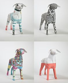 The Gerald Project from Lazerian - It's a paper Emmett!