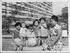 A family snapshot if a Chinese family who probably resided in the Suleiman low cost housing estate, the first in Malaya, where Sogo now is, and directly opposite Odeon. The other pair of twins in my year at Batu Road II Primary, Moon Fook and Moon Thong lived in Sukeiman Court. Their sister was my first puppy love. The omelette she cooked me when I visited her brothers was like manna from heaven. One CNY their father lost all his wages and bonus gambling on CNY eve, and it was a miserable…
