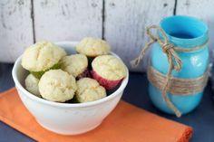 Orange Creamsicle Mini Muffins!