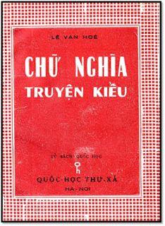 Chữ Nghĩa Truyện Kiều - Lê Văn Hòe - Sách Huyền Thuật