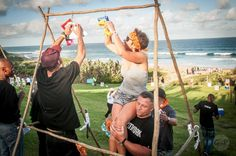 Teambuilding with Tri Active Events Management in the Overberg, South Africa. Survivor Challenges, Cape Town Accommodation, Youth Camp, Team Building Activities, Adventure Activities, Game Reserve, Event Management, Corporate Events, Outdoor Activities