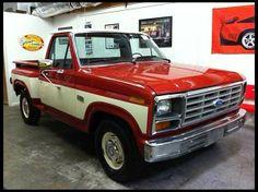 1985 Ford F150 XL Flareside