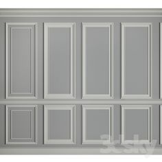 models: Decorative plaster - Moldings on the walls Interior Walls, Interior Design Living Room, Living Room Decor, Decor Room, Decorative Plaster, Wall Molding, Moldings, Plafond Design, Wooden Wall Panels