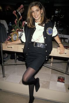 Cindy Crawford's Most Iconic Moments In Photos  - HarpersBAZAAR.com
