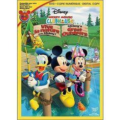 Mickey Mouse Clubhouse: Vive La Nature Avec Mickey! (2 Disques) (DVD + Copie Numérique)