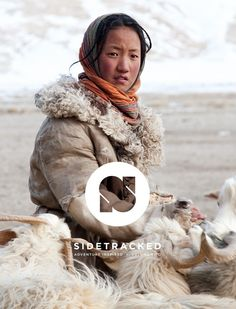 SideTracked Volume 2 features climbing in the Tian Shan mountains, running across Africa and glacier diving in Greenland. For starters.