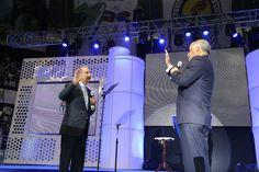Danilo Medina califica de histórica su proclamación como candidato presidencial PRD