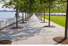 FDR Four Freedoms Park / Louis Kahn