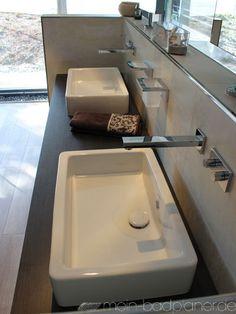 Doppel-Waschbecken