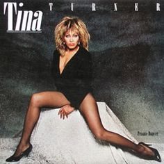 """I loved the song """"Private Dancer"""" when I was 6.  That probably gave my parents fits!"""