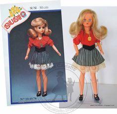 Vintage Doll Susi 1983