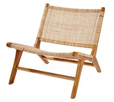 DIAH Lounge stoel naturel H 68 x B 65 x D 82 cm Outdoor Chairs, Outdoor Furniture, Outdoor Decor, Rattan, Teak, Swimming Pools, Sweet Home, Home And Garden, Shopping