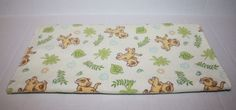 Disney Baby LION KING Receiving Blanket SIMBA Cotton Flannel Soft Thin Security #DisneyBaby
