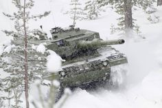 Norwegian Leopard 2A4NO