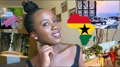 GHANA TRAVEL: Things You MUST Do In Ghana! Ghana Travel, Ghana Style, Travel Things, Black Beauty, Youtube, Fashion, Bon Voyage, Dark Beauty, Moda