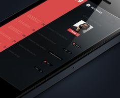 UI Design: Swing for iPhone