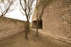 Nicolás Campodonico, San Bernardo Chapel in La Playosa (Argentina) - Arquitectura Viva · Architecture magazines
