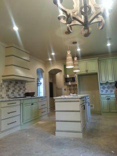 New construction kitchen-Sugg Home Jonesboro Ar