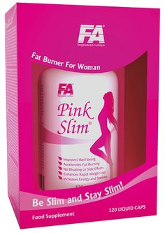 PinkSlim 120cps di Fitness Authority €24,59 - Aelastore.com
