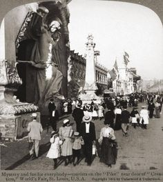 St Louis World's Fair 1904
