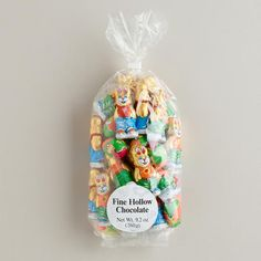 One of my favorite discoveries at WorldMarket.com: Riegelein Easter Chocolate Bunnies and Eggs Bag #HopItForward