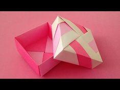 3 Easy Modular Origami Boxes Tutorial | Creative DIY - YouTube