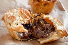 Beef Shin Pie..beef, vegies and mushrooms  Yum, winter comfort food!