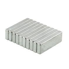 1ピース30 × 10 × 4ミリメートルブロックスーパー強い力立方体磁石希土類ネオジム磁石永久磁石送料無料