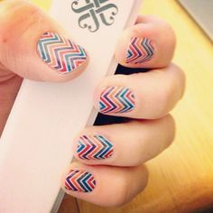 This is one of my favorite patterns right now!!! #summer2014 #BJammin http://baileym.jamberrynails.net/