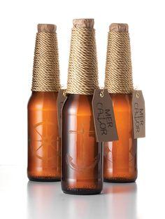 Mercator - beer by Vibeke Illevold, via Behance