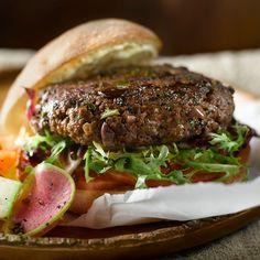 Burgers extra fibres