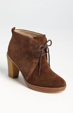 Hmmm ... for winter?   KORS Michael Kors 'Lena' bootie available at #Nordstrom
