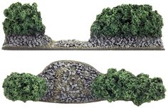 The Bocage (Extras) Set - cool new bocage terrain for FoW...
