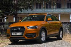 Germany's premier car maker with the famed four-rings continues to build its base in India with Q3 completes its 1st year here...