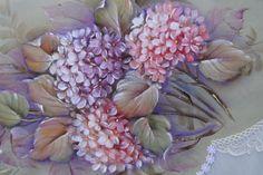 Pintura em Tecido Molhado  Luis Moreira