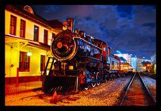 Church Street Train