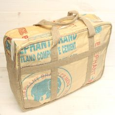 CEMENT SACK Travel Bag