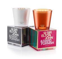 Sir Elton John & David Furnish Scented Candle for NEST